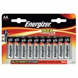 Батарейки Energizer MAX AA/LR6 1,5V - 16 шт.