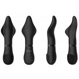 Черный эротический набор Pleasure Kit №1